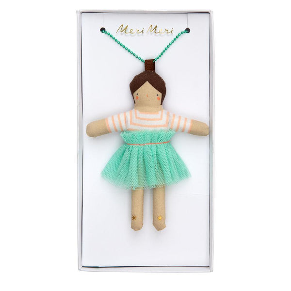 Lila Doll Necklace