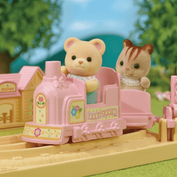 Baby Choo Choo Train Set