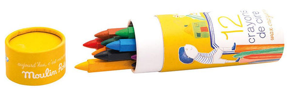Wax Crayon Tube Set