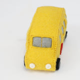 School Bus Felt Ornament
