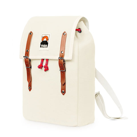 Mini Matra Bag- White