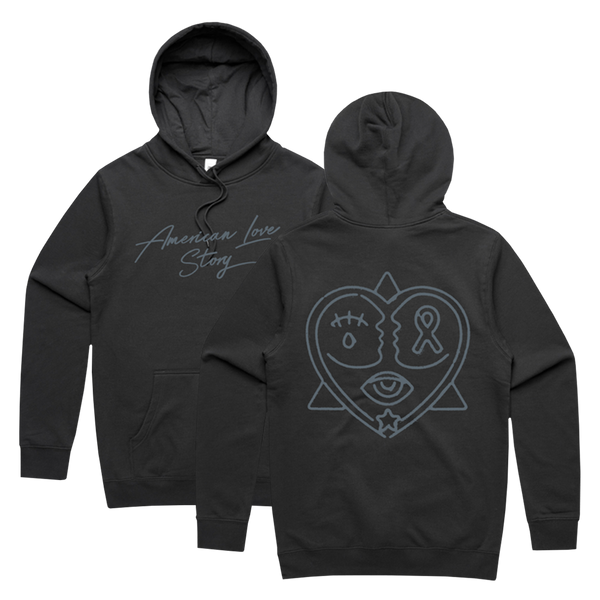 American Love Story LIVE & QUARANTINED Hoodie