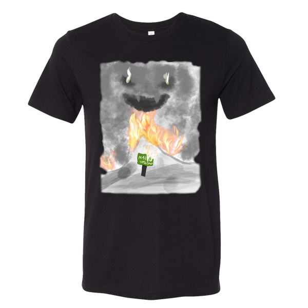 California Wildfire Relief Fund Tee