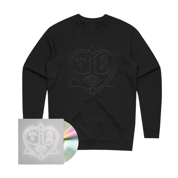 American Love Story CD + Crewneck