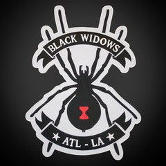 Black Widows Patch