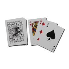 Butch Walker Playing Cards