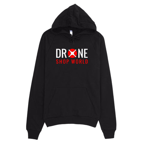 Drone Shop World Official Logo Hoodie