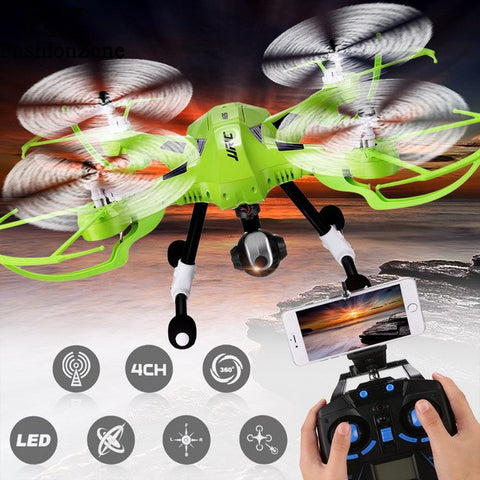 JJRC H26W WIFI FPV RC Quadcopter Drone With 720P Camera 4CH 2.4GHz