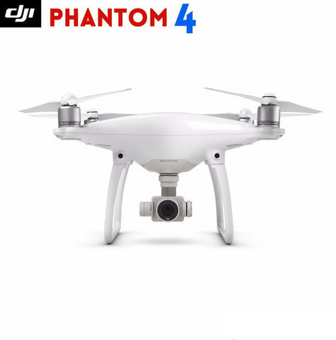 DJI Phantom 4 with 4K Camera