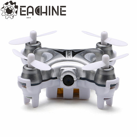Eachine E10C Mini Drone 2.4G 4CH 6 Axis RC Quadcopter with Camera