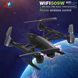 JXD 509W 2.4G 6CH RC FPV Drone with Camera HD WIFI Real Time Video One Key Return to Home