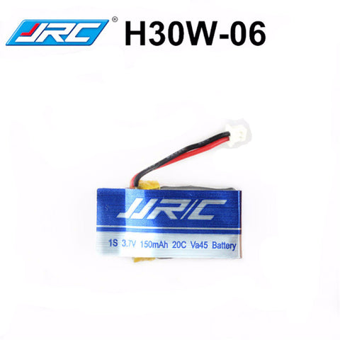 LiPo 3.7V 150mAh Battery for JJRC H30C Mini Drone