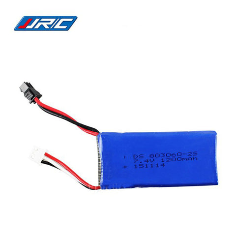 LiPo 7.4V 1200mAh Battery for JJRC H26W RC Quadcopter