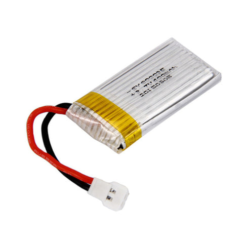 LiPo 3.7V 400mAh Battery for JJRC H98 RC Quadcopter