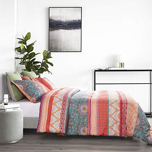 Wake In Cloud - Bohemian Comforter Set