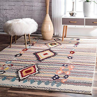 Moroccan Motely Rug
