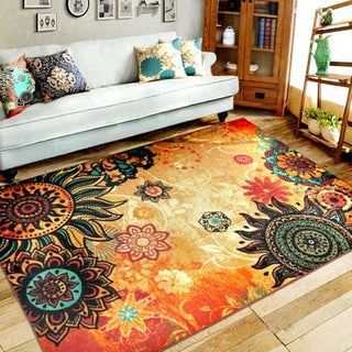 HANDMADE BOHO INDOOR/OUTDOOR RUG *CUSTOM MADE*