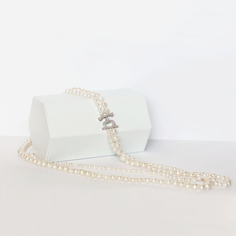 Lela Pearl Necklace