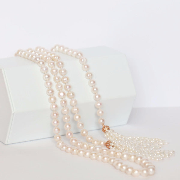 Bali Pearl Necklace