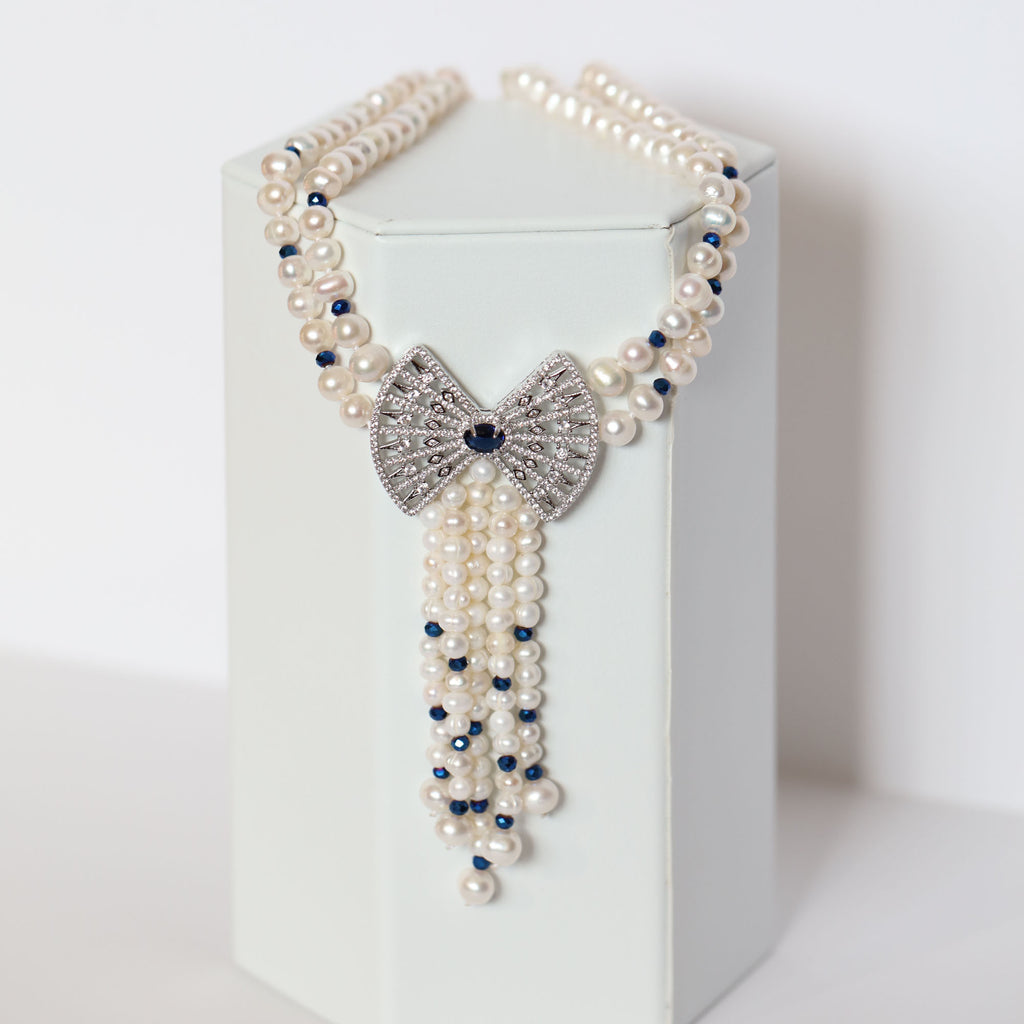 Lili Pearl Necklace