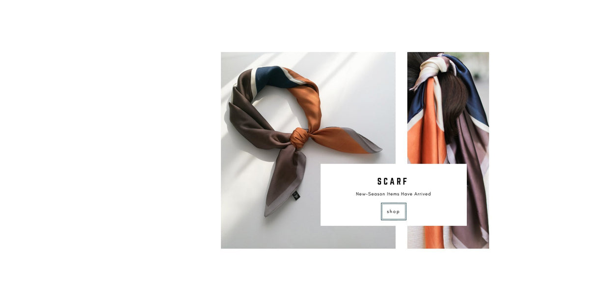 Silk Scarf Collection