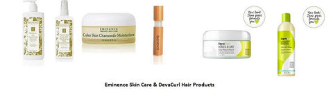 Skin & Hair Care Products