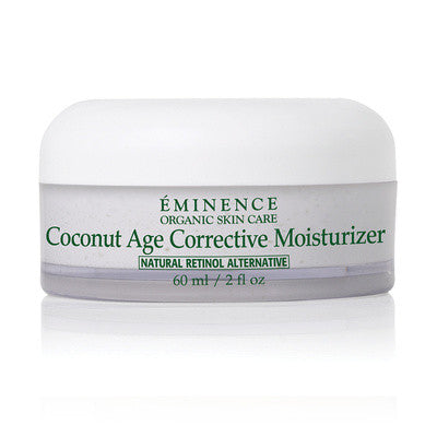 Coconut Age Corrective Moisturizer (Normal to Dry Skin)