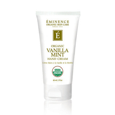 Eminence Body Care 2 Oz Vanilla Mint Hand Cream 2228 For Women