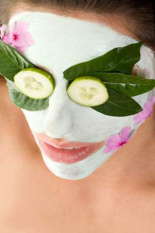 Green Tea facial products