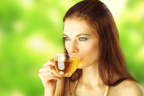 Green Tea Extract contains powerful antioxidants that help fight cancer