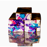 Hummingbird soap bars with Argan oil, body soap, Goodness Soaps