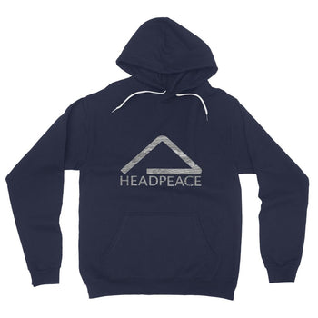 HEADPEACE Pullover Hoodie - WOOD WATCHES Apparel - ECO-FRIENDLY WATCHES HEADPEACE - HEADPEACE
