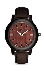 GAMPEN - WOOD WATCHES WOODWATCH - ECO-FRIENDLY WATCHES HEADPEACE - HEADPEACE