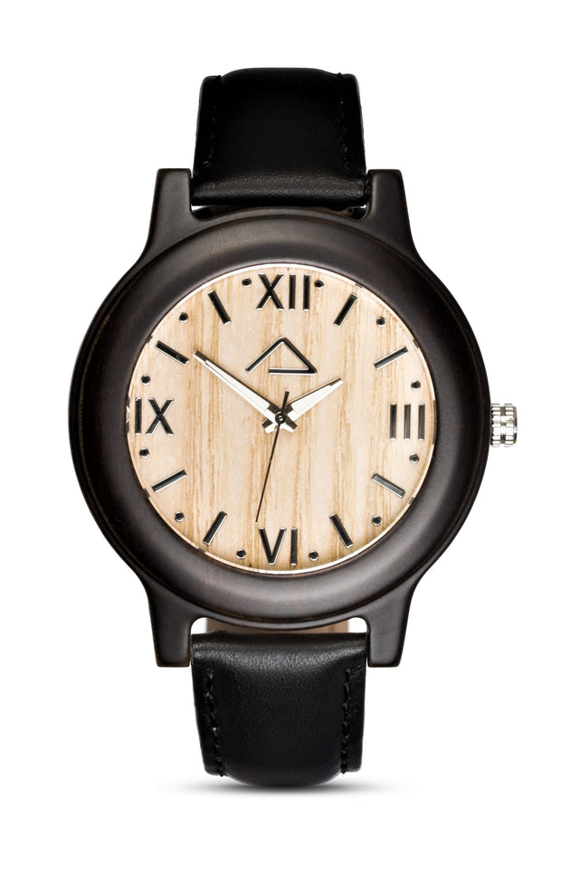 SCHINDLER - WOOD WATCHES WOODWATCH - ECO-FRIENDLY WATCHES HEADPEACE - HEADPEACE