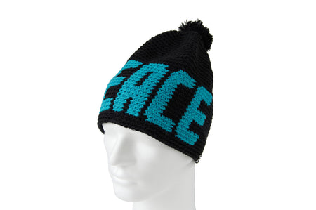 PEACE Black - WOOD WATCHES CROCHET BEANIES - ECO-FRIENDLY WATCHES HEADPEACE - HEADPEACE