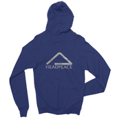 HEADPEACE Kids Zip Hoodie - WOOD WATCHES Apparel - ECO-FRIENDLY WATCHES HEADPEACE - HEADPEACE