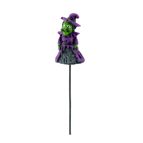 Halloween Mini Witch Pick