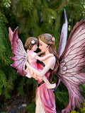 Fairy Mom and Baby Figurine