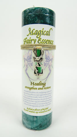 Candle | Magical Fairy Essence | Healing
