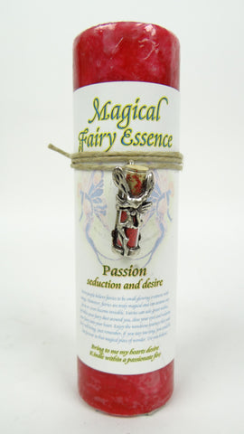 Candle | Magical Fairy Essence | Passion