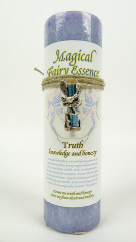 Candle | Magical Fairy Essence | Truth