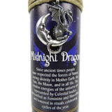 Candle | Celestial | Midnight Dragon