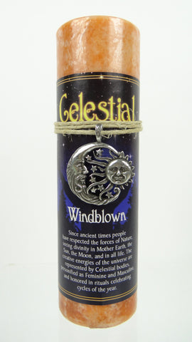 Candle | Celestial | Windblown