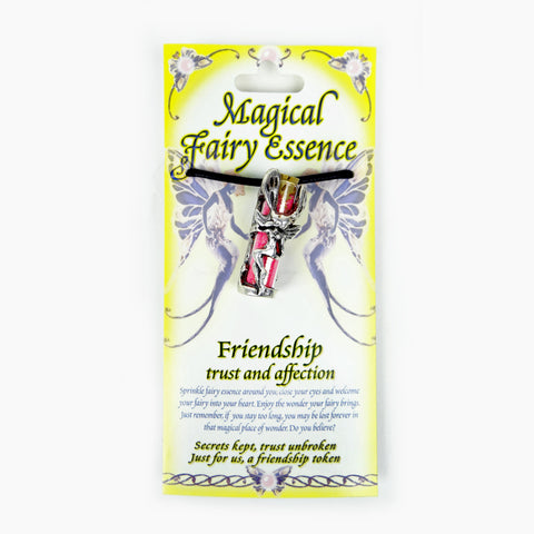 Magical Fairy Essence Necklace • Friendship