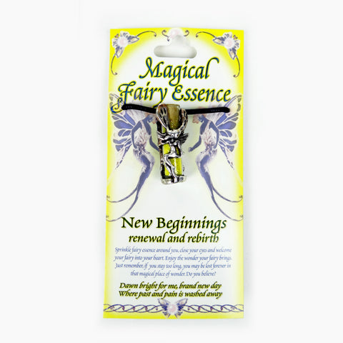 Necklace | Magical Fairy Essence | New Beginnings