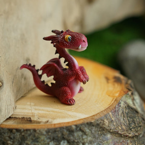 Mini Raspberry Dragon