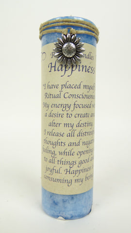 Candle | Ritual | Happiness