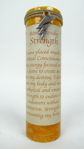 Candle | Ritual | Strength