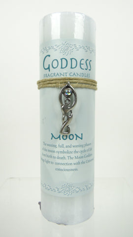 Candle | Goddess | Moon