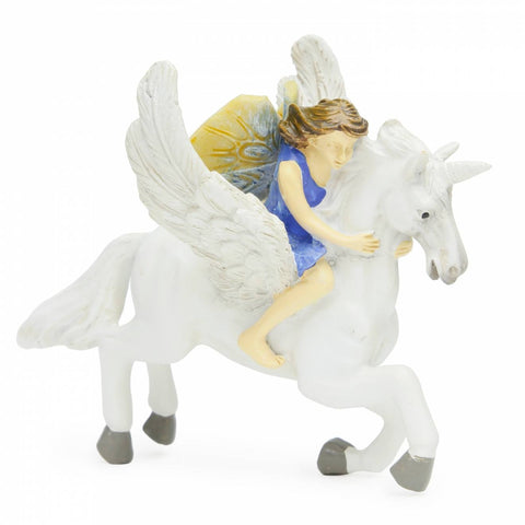 Fairy Riding Unicorn
